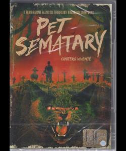 I Dvd Di Sorrisi2 - Pet Sematary cimitero vivente - n. 13 - 7/5/2019 - Dal capolavoro di Stephen King!