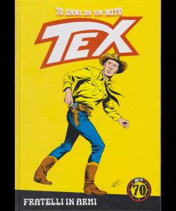 Tex - n. 72 - Fratelli in armi - settimanale - copertina rigida