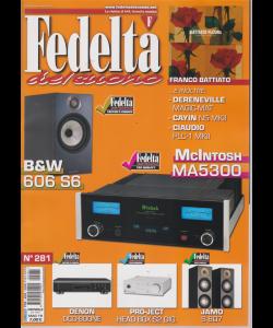 Fedelta' Del Suono - n. 281 - mensile - maggio 2019