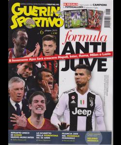 Guerin Sportivo - n. 6 - giugno 2019 - mensile