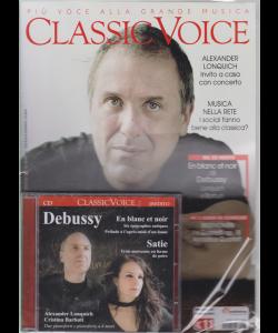Classic Voice - n. 237 - mensile - febbraio 2019 - Debussy - rivista + cd