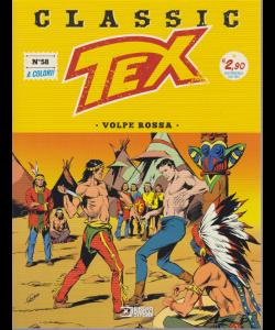 Tex Classic - Volpe Rossa - n. 58 - quattordicinale - a colori! - 10 maggio 2019