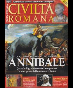 Civilta' Romana - n. 6 - bimestrale - giugno - luglio 2019 -