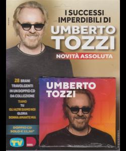 Cd Sorrisi Speciale - Umberto Tozzi - n. 13 - settimanale - giugno 2019 - doppio cd