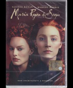 I dvd cinema di Sorrisi - n. 16 - settimanale - Maria Regina di Scozia -