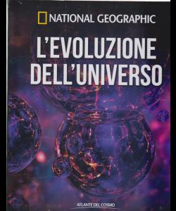 Atlante Del Cosmo - National Geographic - L'evoluzione dell'universo - n. 34 - quindicinale - 10/5/2019