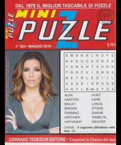 Minipuzzle - n. 523 - maggio 2019 - mensile -