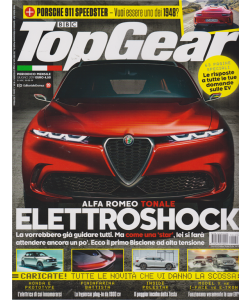 Top Gear - n. 139 - mensile - giugno 2019 -