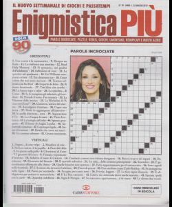Enigmistica Piu' - n. 20 - 22 maggio 2019 - settimanale