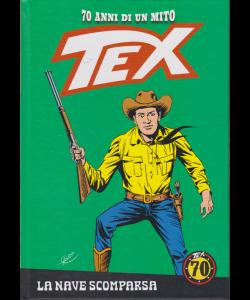 Tex -  - n. 73 - settimanale - La nave scomparsa - copertina rigida