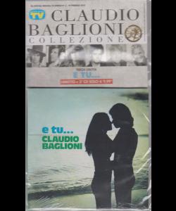 Claudio Baglioni collezione - terza uscita - E tu... - libretto + 3° cd - n. 3 - 19 febbraio 2019