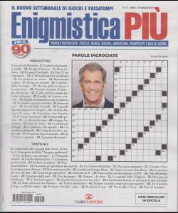Enigmistica Piu' - n. 21 - 29 maggio 2019 - settimanale
