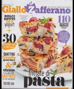 Giallo Zafferano - n. 6 - giugno 2019 - mensile -