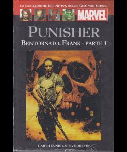 Graphic Novel Marvel - Punisher - Bentornato, Frank - parte 1 - n. 20 - 18/5/2019 - quattordicinale - copertina rigida