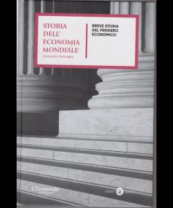 Storia dell'economia mondiale - Breve storia del pensiero economico - n. 13 - settimanale -