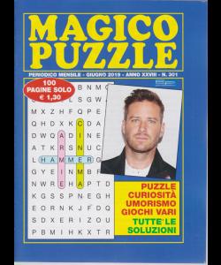 Magico puzzle - n. 301 - mensile - giugno 2019 - 100 pagine