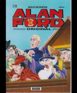 Alan Ford - Eclissi - n. 600 - mensile -