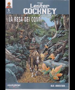 Albi Avventura - n. 5 - Franz Lester Cockney - La resa dei conti - settimanale