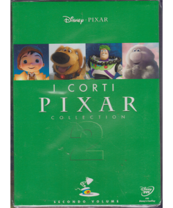 I Dvd Di Sorrisi4 - n. 25 - I corti Pixar collection - 2 volume - 21/5/2019 -