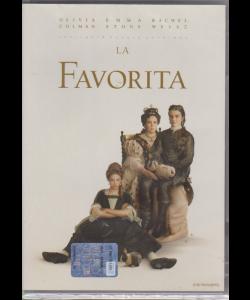 I Dvd Cinema Di Sorrisi  - La Favorita - n. 17 - settimanale - giugno 2019 -