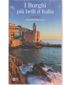 I Borghi più belli d'Italia - edizione 2019 - 2020 -