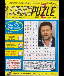 Crucipuzzle - n. 540 - giugno 2019 - mensile