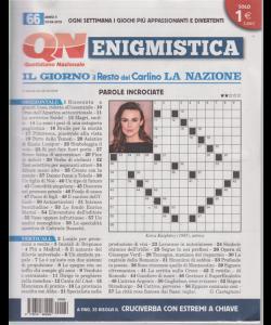 Enigmistica - n. 66 - 3/6/2019 - settimanale