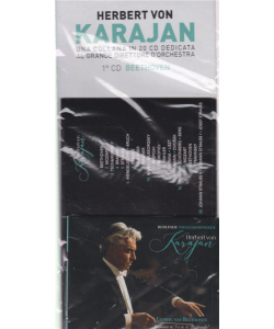 Herbert Von Karajan - Beethoven - Sinfonie n. 5 e n. 6 - Pastorale - 1° cd -