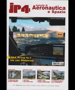 Jp4 - Mensile di Aeronautica e Spazio - n. 6 - giugno 2019 -