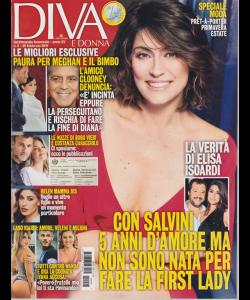 Diva E Donna  -n. 8 - 26 febbraio 2019 - settimanale femminile -
