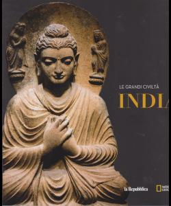 Le Grandi Civilta' - India - n. 5 -