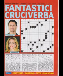 Fantastici Cruciverba - n. 61 - bimestrale - giugno - luglio 2019 -