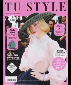 Tu Style - n. 23 - 29 maggio 2019 - settimanale