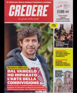 Credere - La Gioia Della Fede - n. 22 - 2 giugno 2019 - settimanale