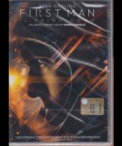 I Dvd Cinema Di Sorrisi - First man - Il primo uomo - n. 7 - settimanale - marzo 2019