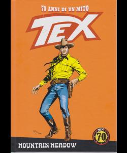Tex - Mountain Meadow - n. 75 - settimanale - copertina rigida