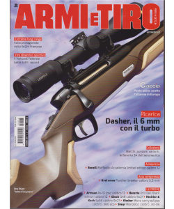 Armi E Tiro - n. 6 - mensile - giugno 2019 -
