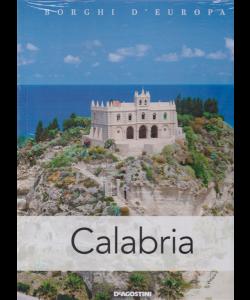 Borghi D'europa - Calabria - n. 12 - quattordicinale - 1/6/2019 -