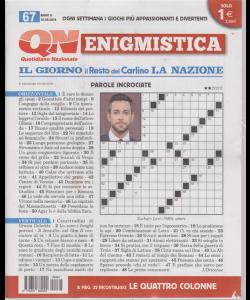 Enigmistica - n. 67 - 10/6/2019 - settimanale