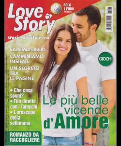 Love Story - n. 23 - 11 giugno 2019 - settimanale
