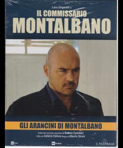 I Dvd Di Sorrisi Collaction 5 - Luca Zingaretti in Il commissario Montalbano - Gli arancini di Montalbano - n. 16 - settimanale