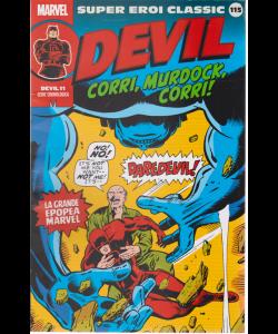 Super Eroi Classic - Devil - Corri, Murdock, corri! - n. 115 - settimanale