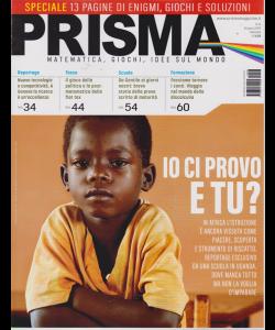 Prisma - n. 8 - giugno 2019 - mensile  - speciale 13 pagine di enigmi, giochi e soluzioni
