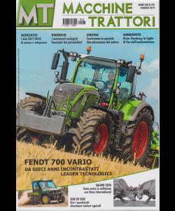 Macchine Trattori - n. 195 - giugno 2019 - mensile