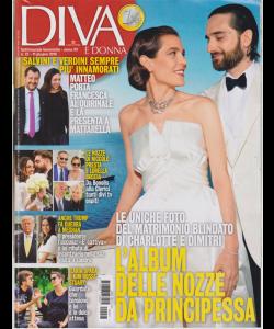 Diva E Donna  - n. 23 - 11 giugno 2019 - settimanale femminile