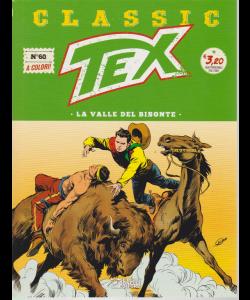 Tex Classic - La Valle Del Bisonte - n. 60 - quattordicinale - 7 giugno 2019 - a colori!