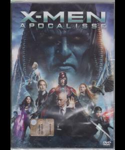 I Dvd Di Sorrisi2 - X-Men Apocalisse - n. 15 - settimanale - 4/6/2019
