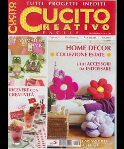 Cucito Creativo facile - n. 130 - giugno 2019 - mensile -
