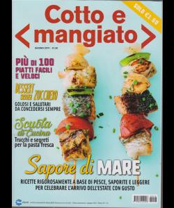 Cotto E Mangiato - n. 18 - giugno 2019 - mensile