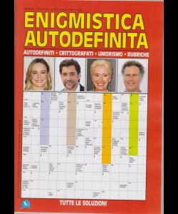 Enigmistica autodefinita - n. 353 - mensile - luglio 2019 -